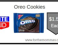 Oreo Cookies ONLY $1.50 Each Starting 1/26