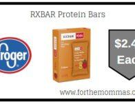 RXBAR Protein Bars ONLY $2.49 (Reg $8.99)