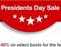 Target: Save Up to 40% Off Boots for the Family
