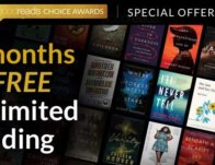 FREE 2 Months of Kindle Unlimited Reading