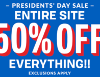 Children's Place: 50% Off Sitewide Sale