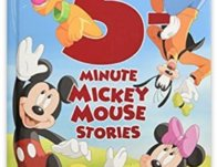 5-Minute Mickey Mouse Stories Hardcover $4.33