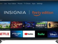 """Insignia™ – 55"""" Class – LED – 2160p – 4K UHD TV with HDR ONLY $289.99 (Reg $430)"""