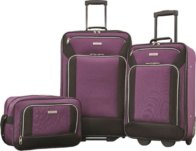 American Tourister – Fieldbrook XLT Expandable Wheeled Luggage Set ONLY $69.99 (Reg $100)