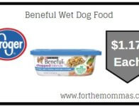 Beneful Wet Dog Food ONLY $1.17 (Reg $1.99)