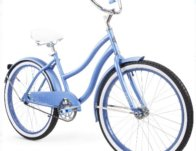 Huffy 24″ Cranbrook Women's Comfort Cruiser Bike $98