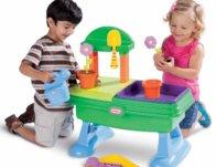 Little Tikes Garden Bench Play Set $19.99 {Reg $40}