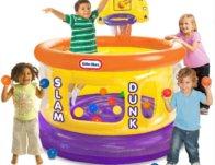Little Tikes Slam Dunk Big Ball Pit $34.99 {Reg $65}