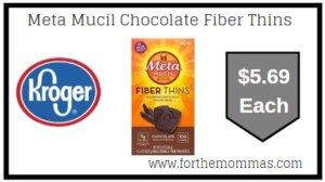 Meta Mucil Fiber Thins