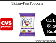 SkinnyPop Popcorn ONLY $1.50 Each Starting 2/16