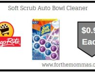 Soft Scrub Auto Bowl Cleaner Just $0.99 Each Starting 2/16!