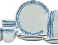 Tabletop Unlimited Aaron 16pc Dinnerware Set $19.99 {Reg $70}
