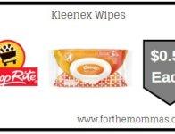 Kleenex Wipes ONLY $0.59 Each Starting 2/16!