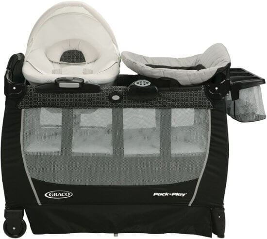 Graco – Pack 'n Play Snuggle Suite LX Playard ONLY $229.99 (Reg $280)