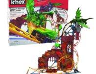 K'NEX Dragon's Revenge Thrill Coaster – 578 Parts $26.40 {Reg $55}