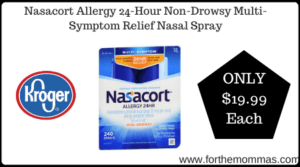 Nasacort Allergy 24-Hour