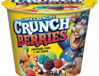 Cap'n Crunch Breakfast Cereal (12 Pack) ONLY $13.80
