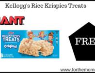 Giant: FREE Kellogg's Rice Kri</body></html>