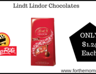 ShopRite: Lindt Lindor Chocolates ONLY $1.24 Each Starting</body></html>