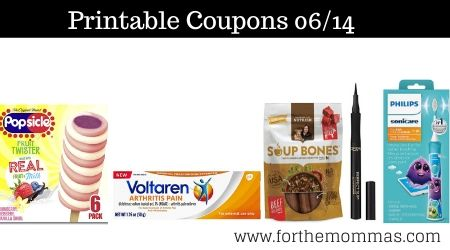 Printable Coupons Roundup 06 14 Save On L Oreal Nutrish More
