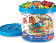 Learning Resources 150-Piece Super Building Toy Set ONLY $24.99 {Reg $50}