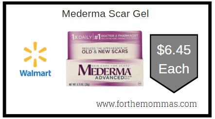 Mederma Scar Gel At Walmart Only 6 45 Each