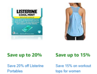Amazon Coupons: Save 20% Off On Listerine Portables & More