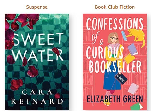 Free Books For December For Prime Members With Amazon First Reads